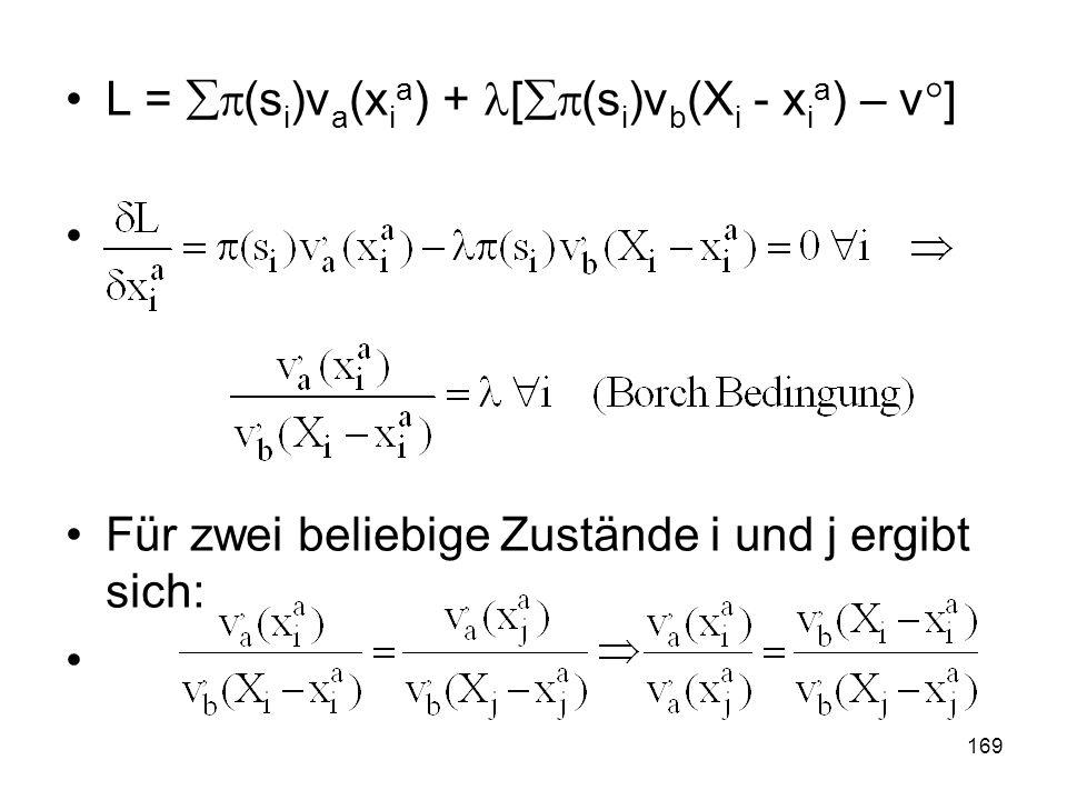 L = (si)va(xia) + [(si)vb(Xi - xia) – v°]